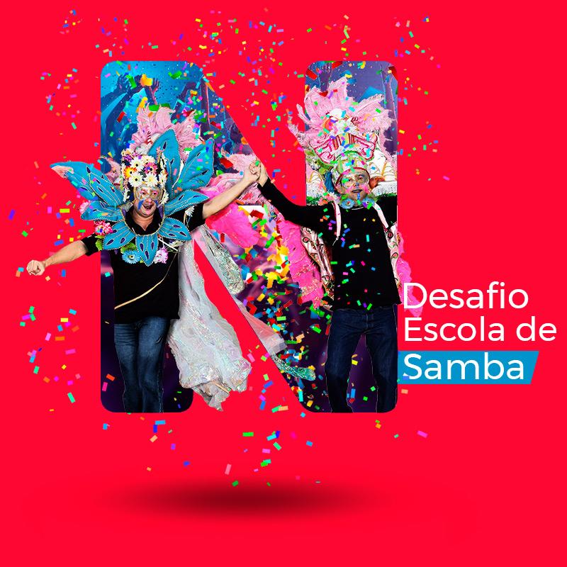 Desafio Escola de Samba